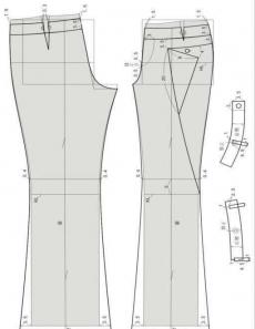锦州裤装班